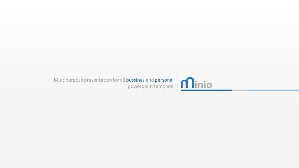 欧美简约商务数据分析ppt模板