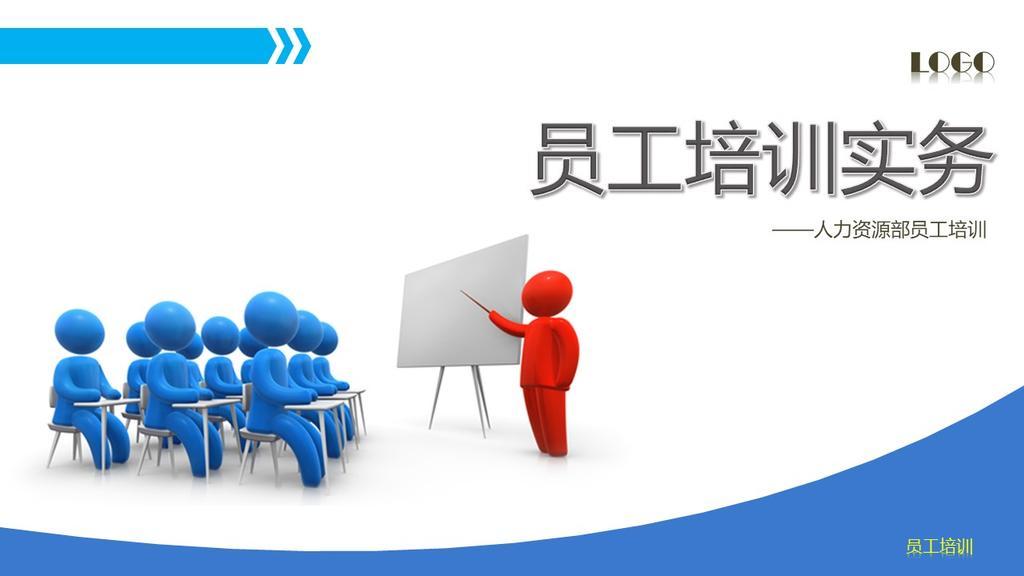 企业员工培训实务ppt模板